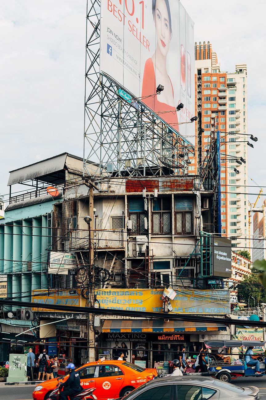 Conglomerate Urbanism, Bangkok, Thailand